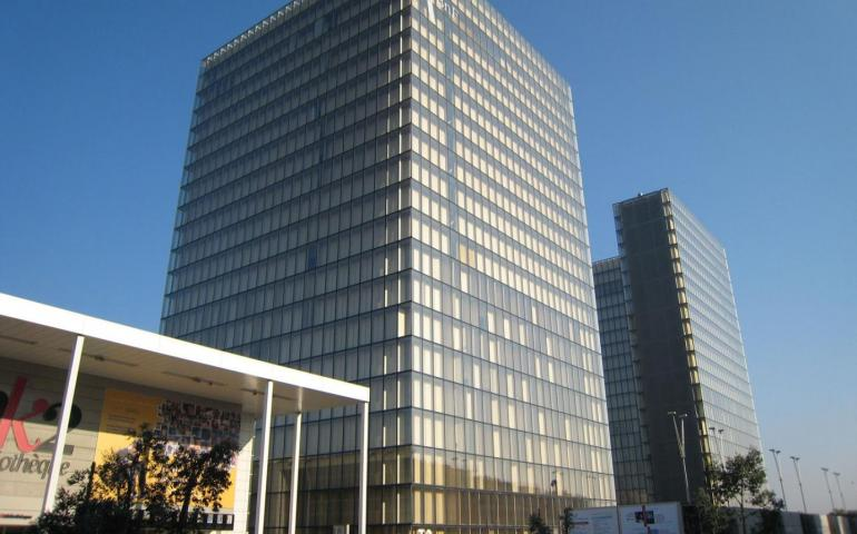 Bibliothèque nationale de France (Site François-Mitterrand )